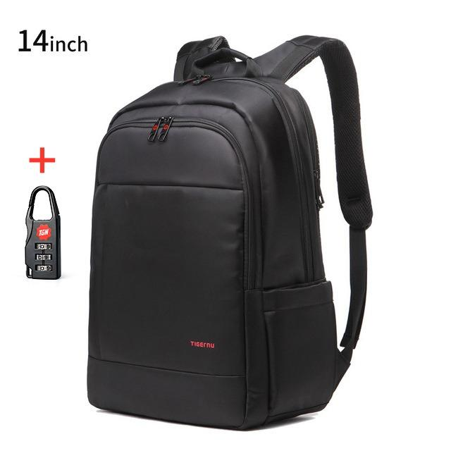 Tigernu 14 Waterproof Nylon Business Backpack Fit For 12 14 Notebook 3142 14 Intl Lower Price