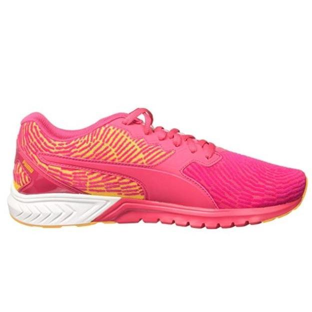 PUMA IGNITE DUAL FLOCK - Women Shoes (Pink) (189494-02)