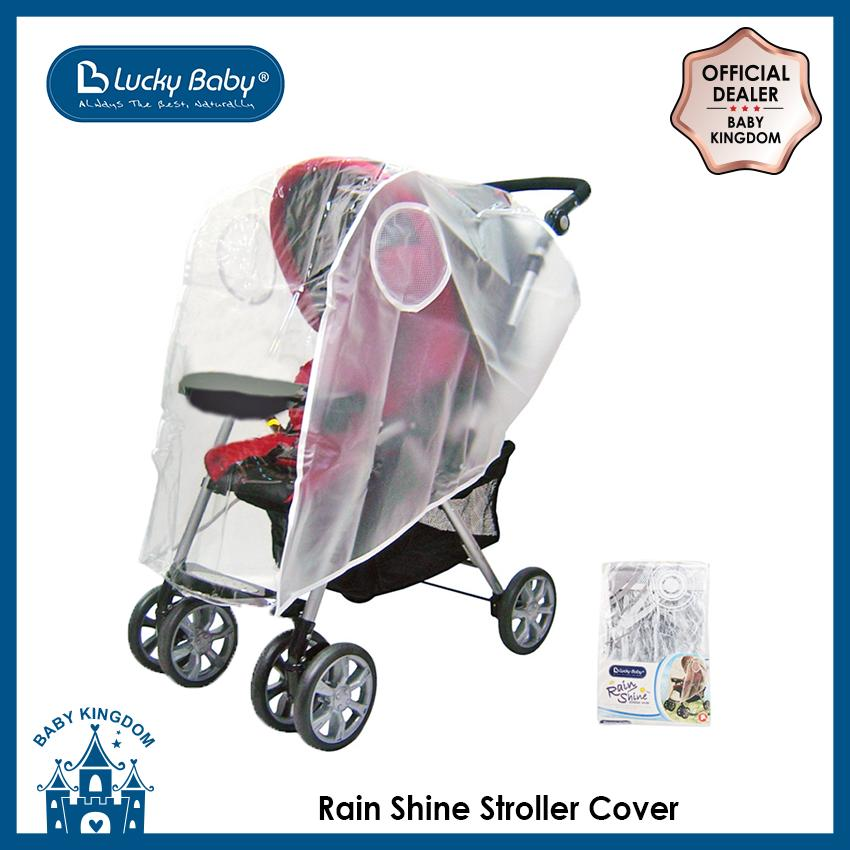 Who Sells Lucky Baby Rain Shine Stroller Cover The Cheapest