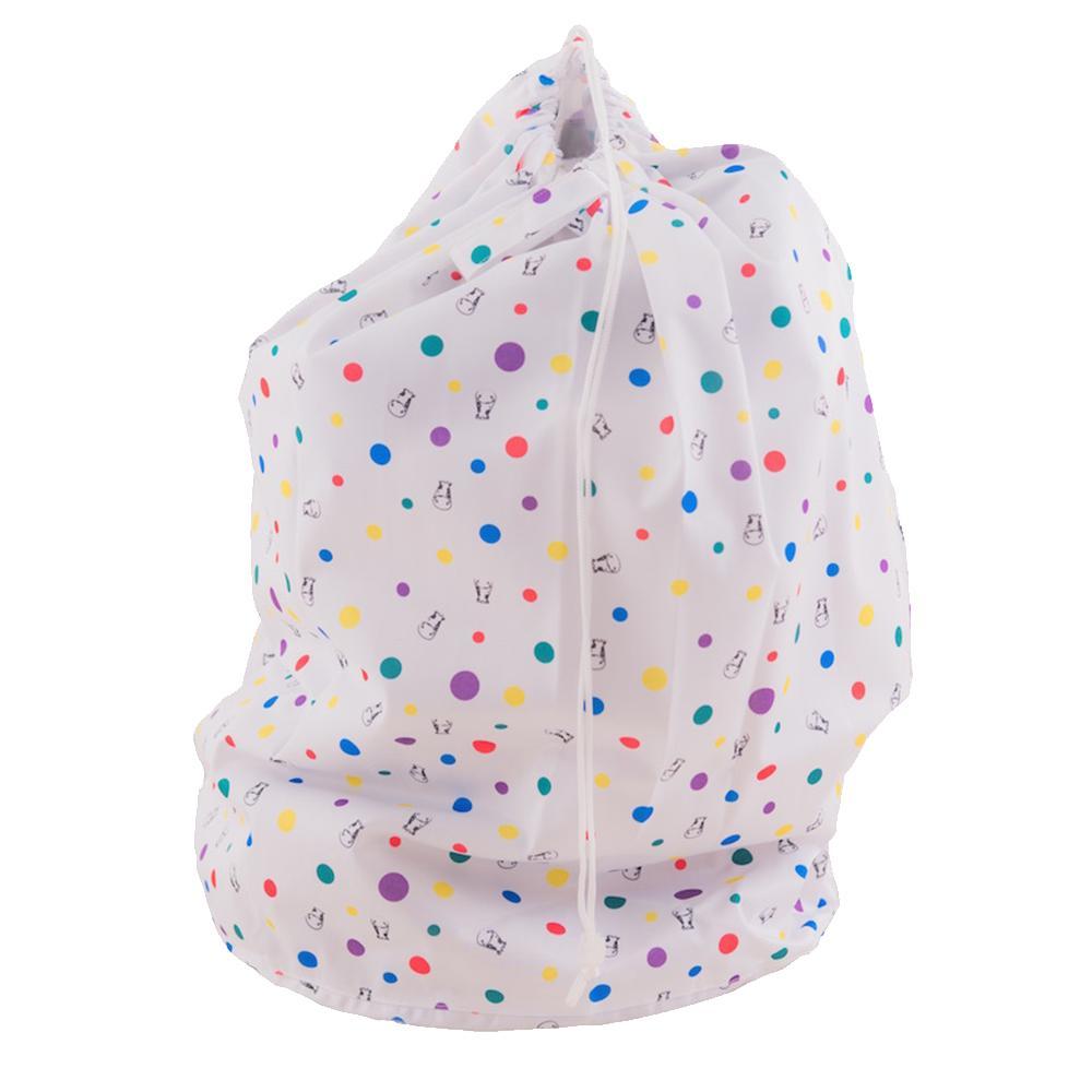 Moo Moo Kow Pail Liner/laundry Bag By Moo Moo Kow & Friends.