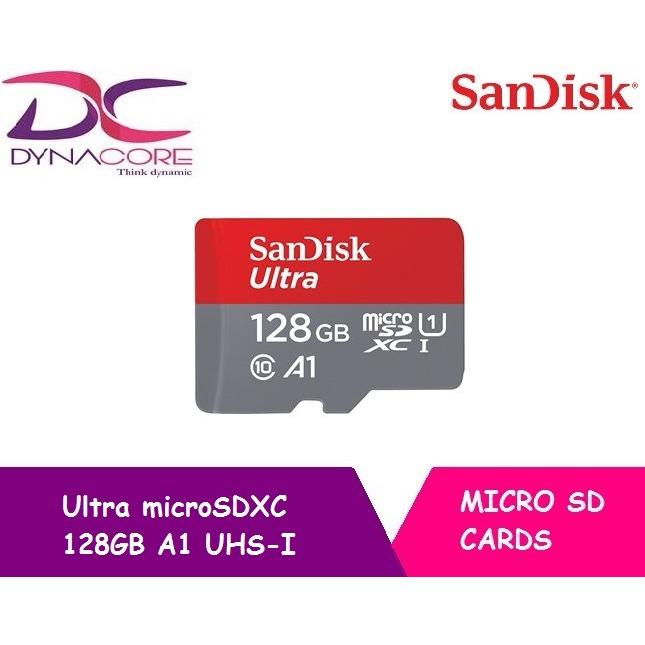 Sandisk Ultra A1 128Gb Microsdxc Uhs I U1 Up To 100Mb S Read Memory Card W Sd Adapter Promo Code