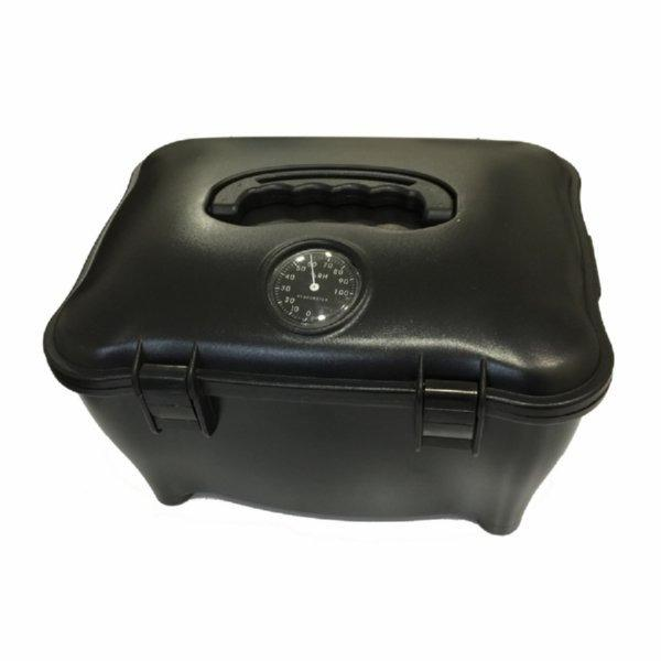 Buy Digi Cabi Portable 10L Dry Box With Silica Gel And Humidity Meter Store 1 Camera And 2 To 3 Lens Cheap On Singapore