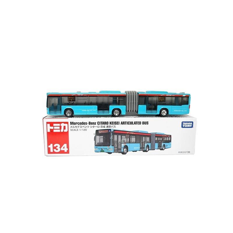 Cheap Takara Tomy Tomica No 134 Mercedes Benz Citaro Keisei Articulated Bus Box Online