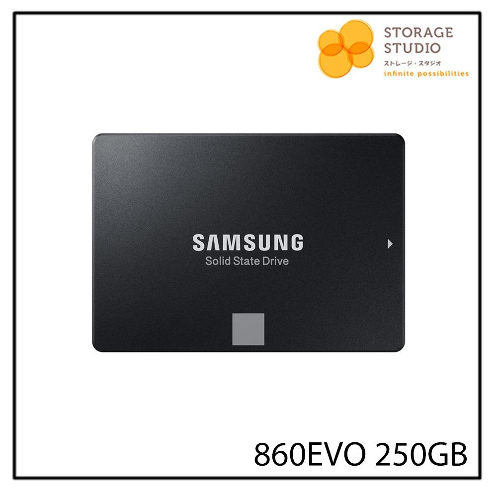 Buying Samsung 860Evo 250Gb Ssd Mz 76E250Bw