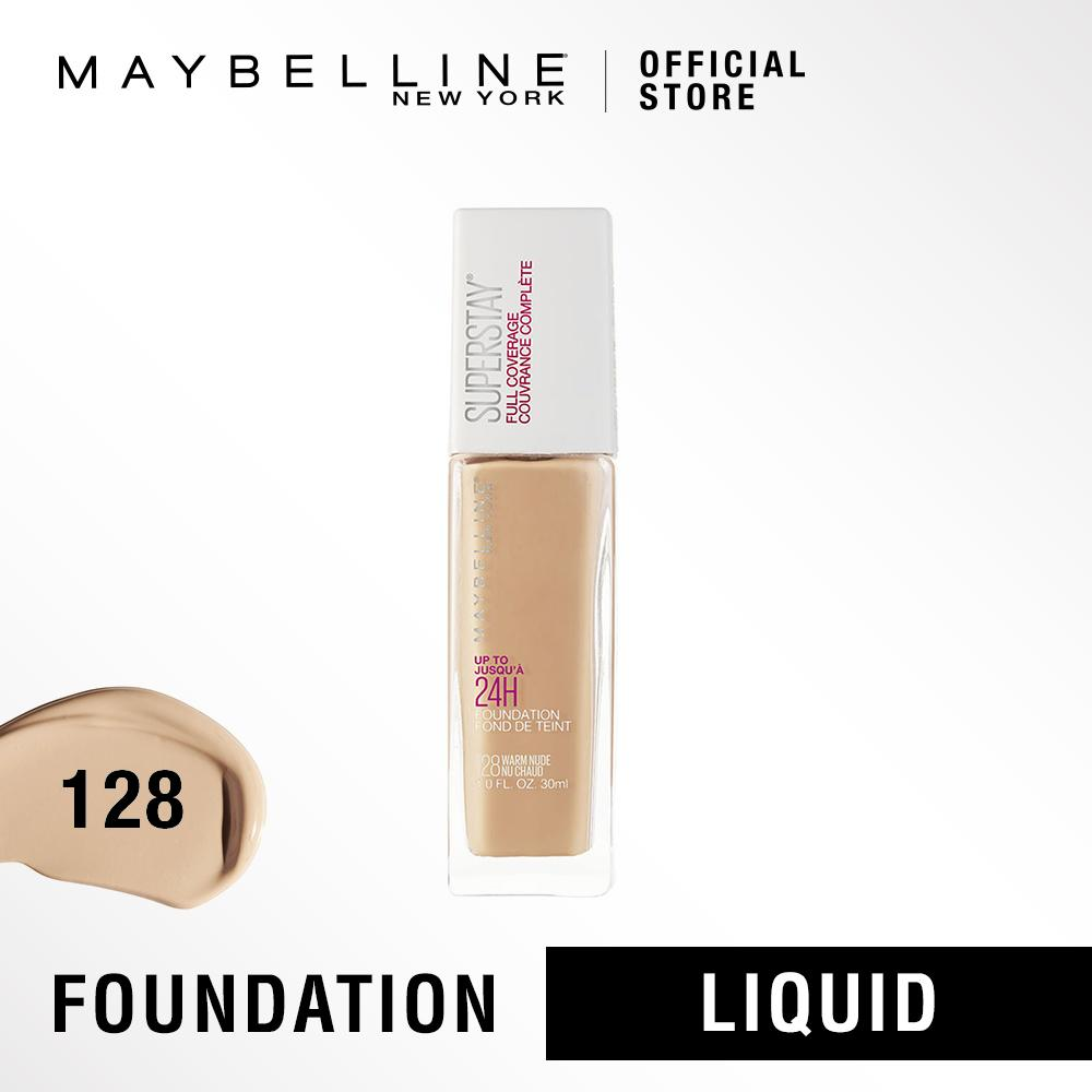 Maybelline Superstay Full Coverage Foundation By Maybelline.
