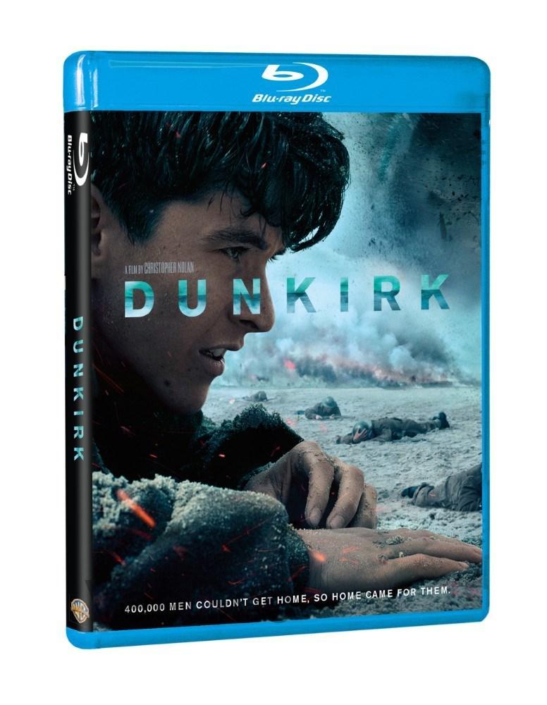 DUNKIRK Blu-Ray (PG13/RA)