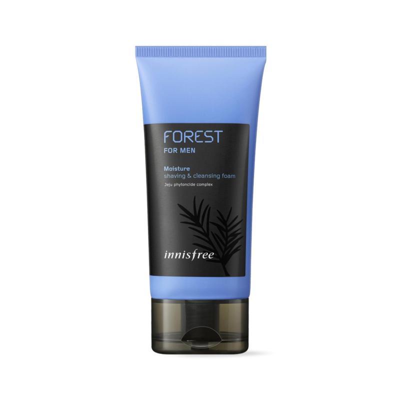 Buy innisfree Forest for Men Moisture Shaving and Cleansing Foam 150ml Singapore