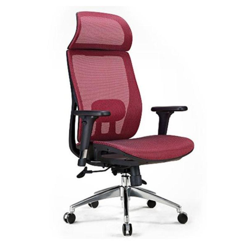 M21 Villa Office Chair (Red) Singapore