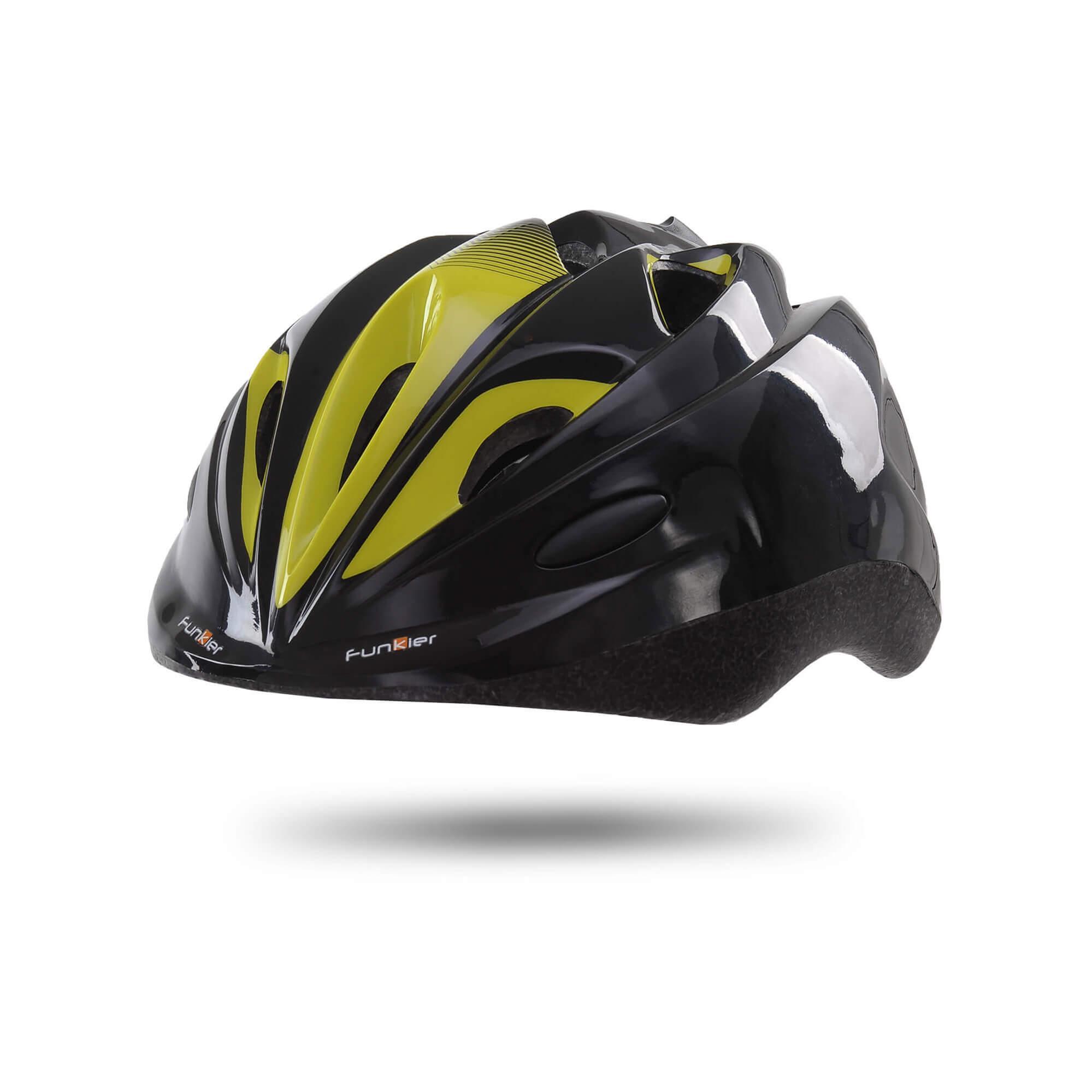 56366425daf Funkier Avior Kids  Bike Bicycle Helmet (Black)