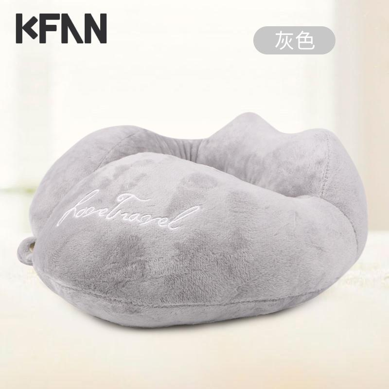 Neck U-Shape Pillow Neck Guard Airplane Train Pillow Takeanap Car Pajama Useful Product Neck Pillow Travel Neck Thingy. U-Shaped By Taobao Collection.