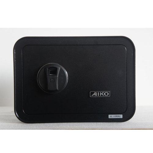AIKO Biometric Fingerprint Modern Home Safe R7 17kg (Matt Black)