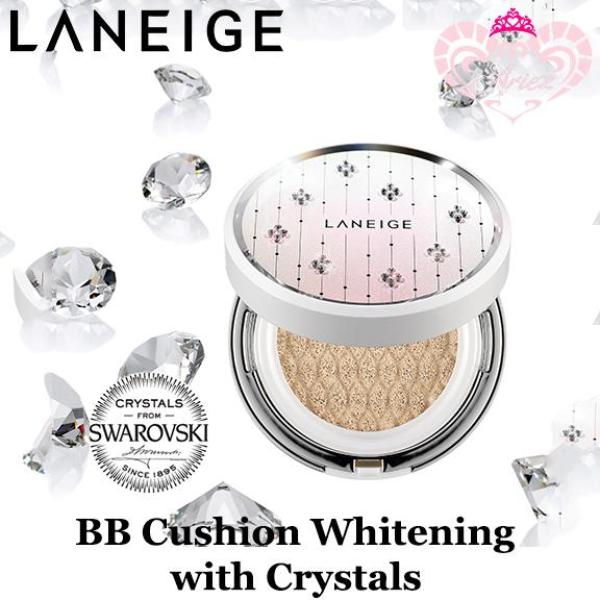 Buy [Limited Edition] ☆Ariez☆ Laneige BB Cushion Whitening with Crystal Singapore
