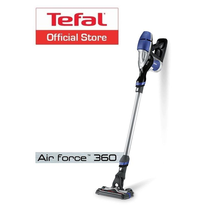 How To Get Tefal Air Force 360 Handstick Ty9051