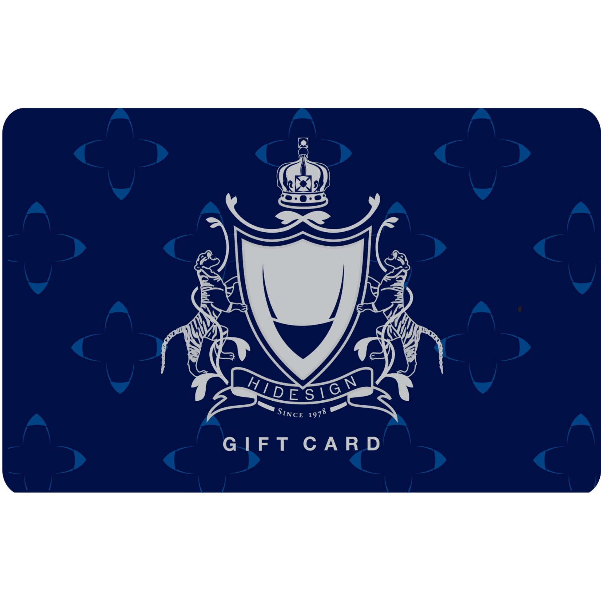 Hidesign Digital Gift Cards: Rs. 4005 By Qwikcilver Store.