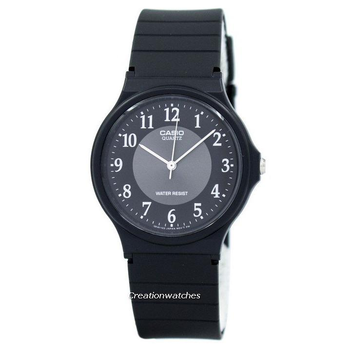 Best Deal Casio Classic Analog Quartz Men S Resin Strap Watch Mq 24 1B3Ldf