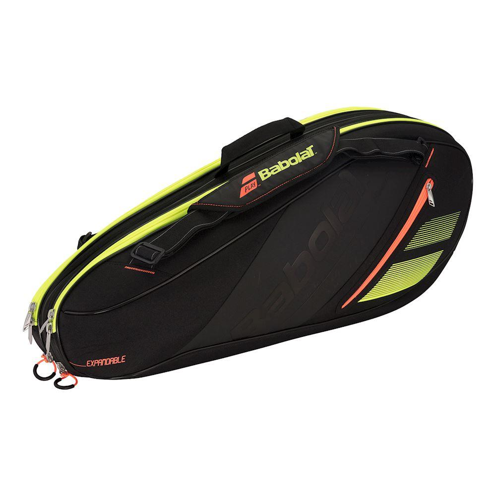 Babolat Team Expandable 6-Pack Bag By Sgstringers.