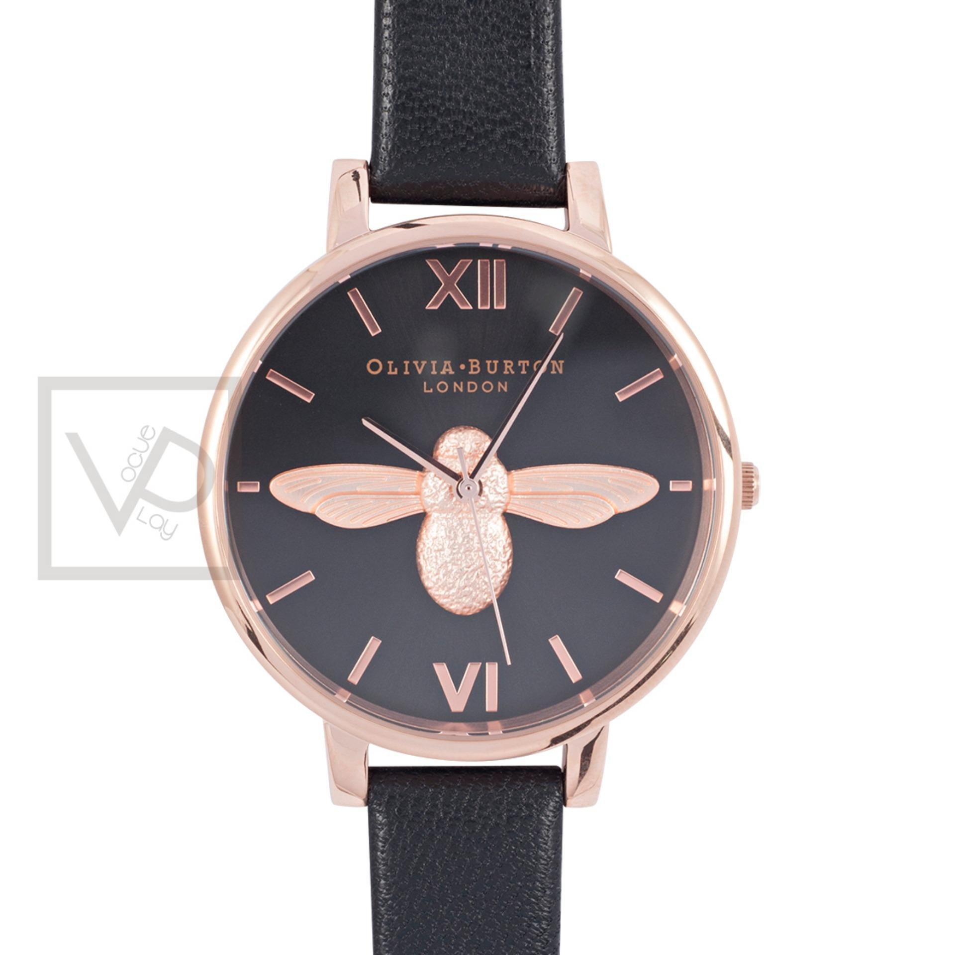 Buy Olivia Burton Ladies Animal Motif Watch Ob16Am98 On Singapore