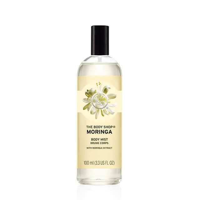 Discounted The Body Shop Moringa Body Mist 100Ml