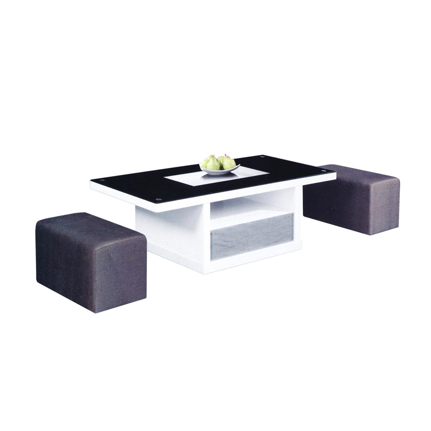 LIVING MALL_Firaz 2 Coffee Table + Tool_FREE DELIVERY