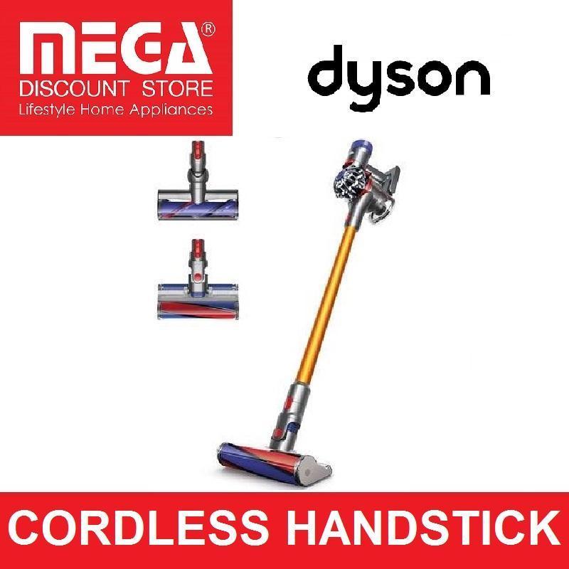 DYSON V8 CARBON FIBRE CORDLESS HANDSTICK VACUUM CLEANER Singapore
