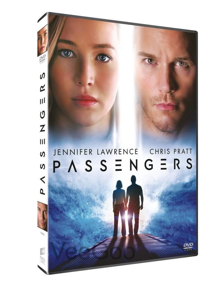 PASSENGERS 2016 DVD(PG13/C3)