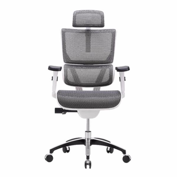 Vision Ergonomic Office Chair (White) Singapore