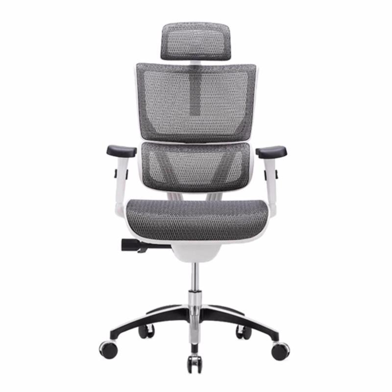 Vision Ergonomic Office Chair (White) Singapore