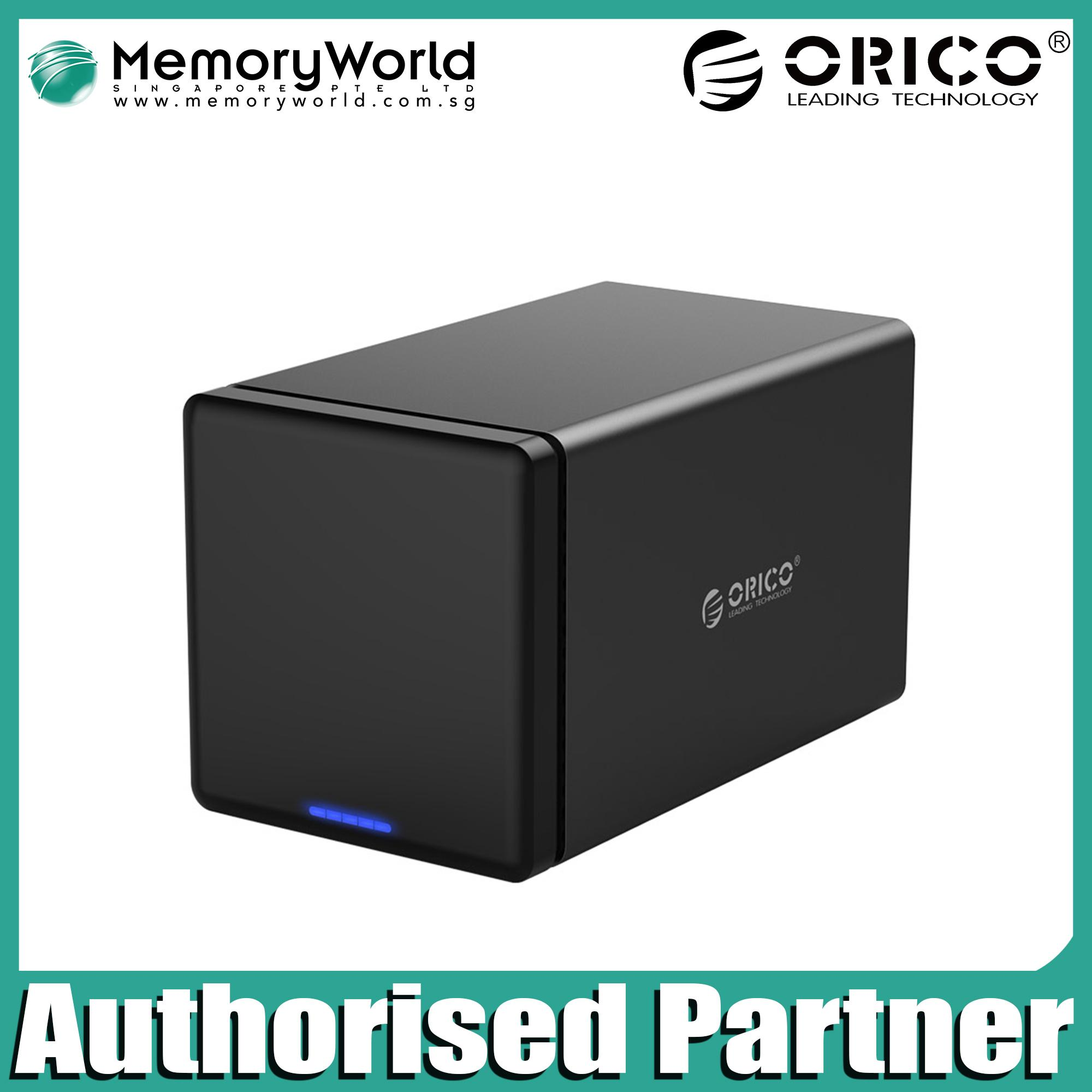 Orico External Hard Drives Singapore 2588us3 Case Drive Enclosure 25 Inch Sata Usb 30 Ori 4 Bay Usb30 Ns400u3