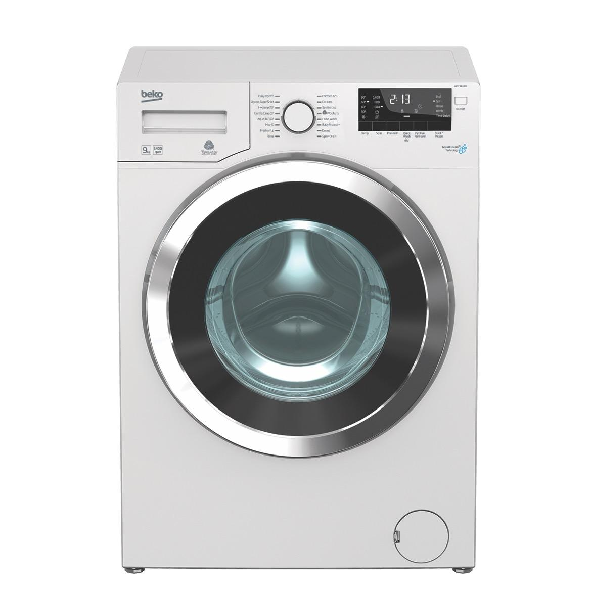 Recent Beko 9Kg Washer With Aquawave™ Technology Wmy 914831 Foc Delivery Basic Installation