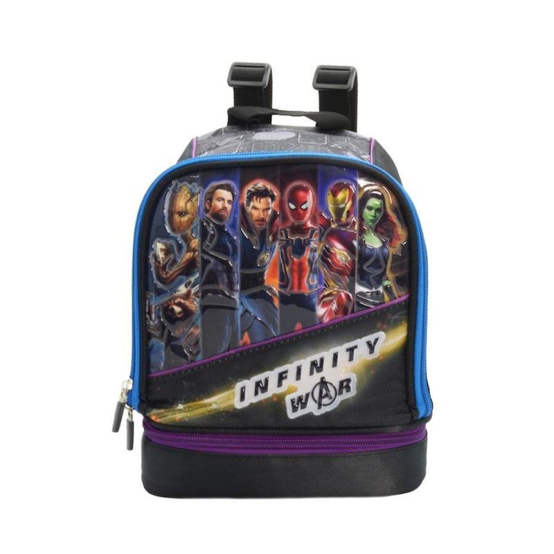 Kidztime x Marvel Avenger Infinity War Lunch Bag