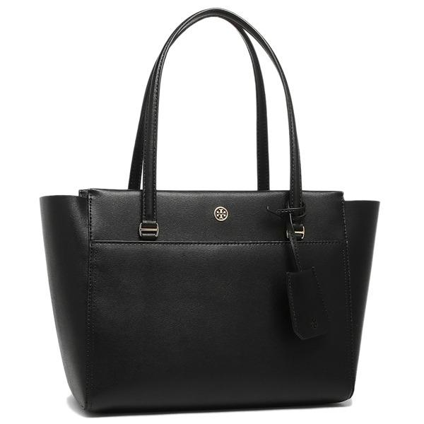 Get The Best Price For Tory Burch Parker Small Tote Black Cardamom Os