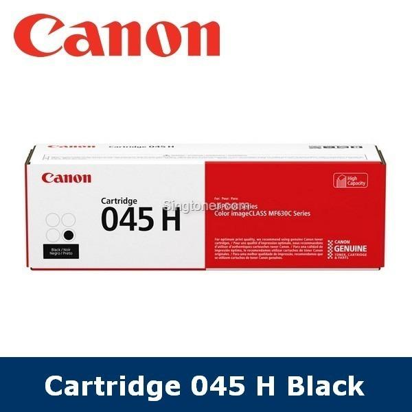 Original Canon Cartridge 045H Black High Yield Toner Cartridge For Mf630 Series Mf631Cn Mf633Cdw Mf635Cx In Stock