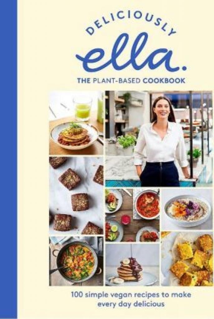 Deliciously Ella The Plant-Based Cookbook: 100 simple vegan recipes to make every day delicious (Author: Ella Mills, ISBN: 9781473639218)