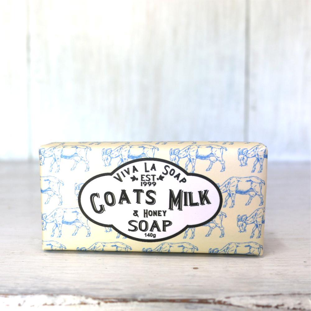 Viva La Soap Goats Milk Honey Singapore