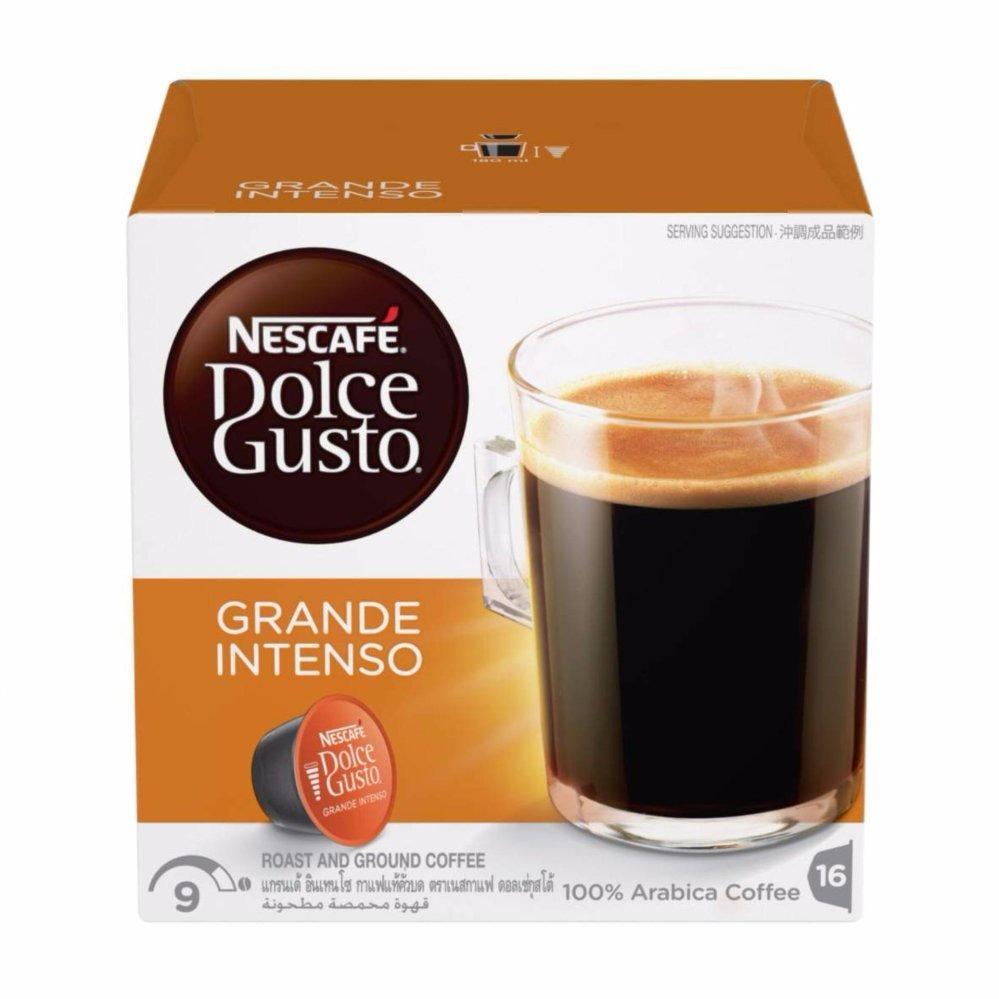 How To Buy Nescafe® Dolce Gusto® Grande Intenso Coffee 16 Capsules Per Box