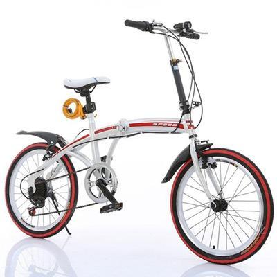 Jiji (20 Inch U8 Speed Folding Bike) (free Assembly) / Leisure Bicycle / Casual Bicycle / Sports Series / Speed Bike / Foldable Bike / 6 Month Warranty (sg) By Jiji Sports.