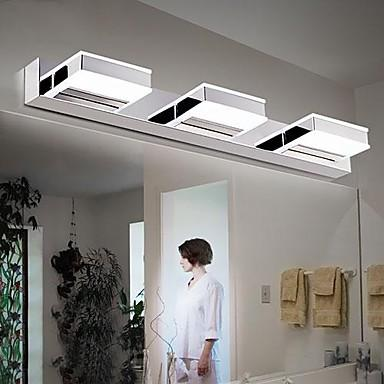 Wall Sconce Simple Modern Led Mirror Bathroom Light ,LED Wall Lamp Light With 3 Lights - intl