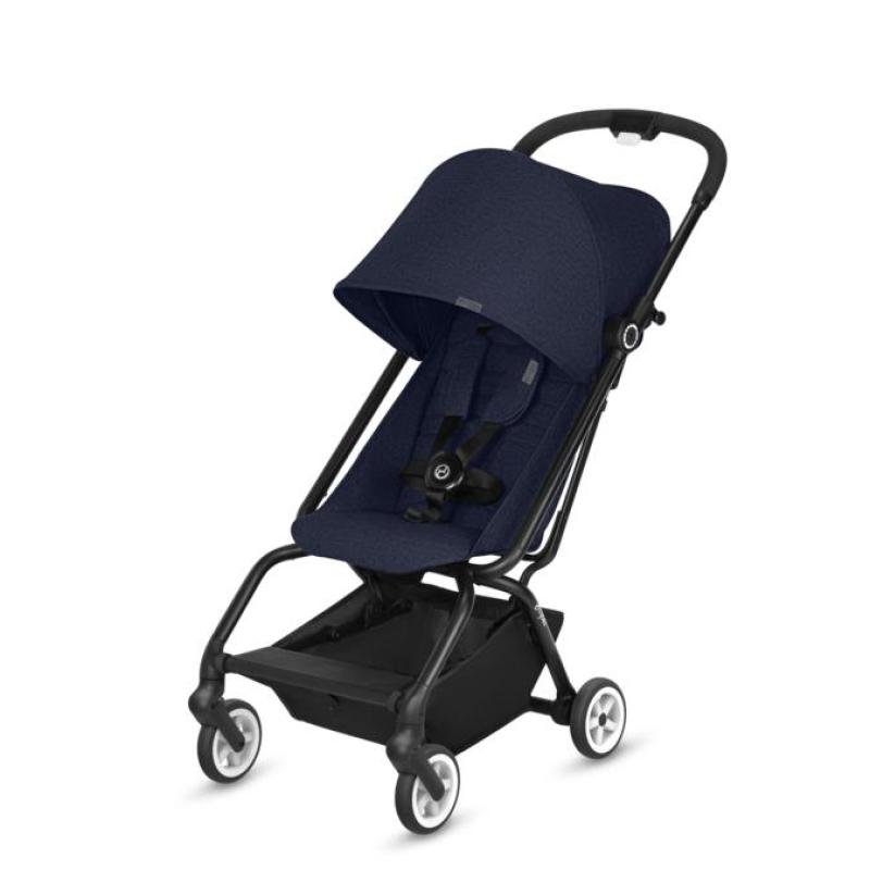 Cybex Gold Ezzy S Stroller Denim Blue Singapore