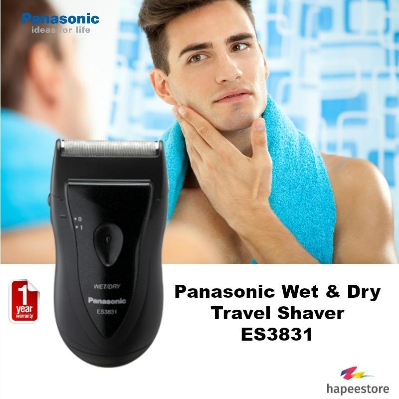 Purchase Panasonic Wet Dry Travel Shaver Es3831 1 Year Warranty