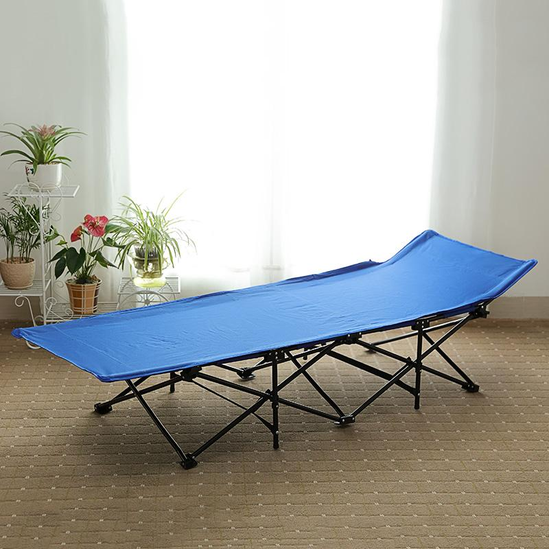Shome nuo Simple Rollaway Bed Reinforced wu xiu chuang Single Bed Office Nap Bed Camp Bed