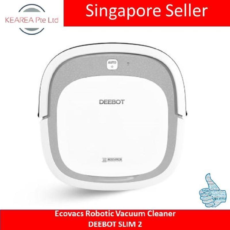 Ecovacs Robotic Vacuum Cleaner DEEBOT SLIM 2 Singapore