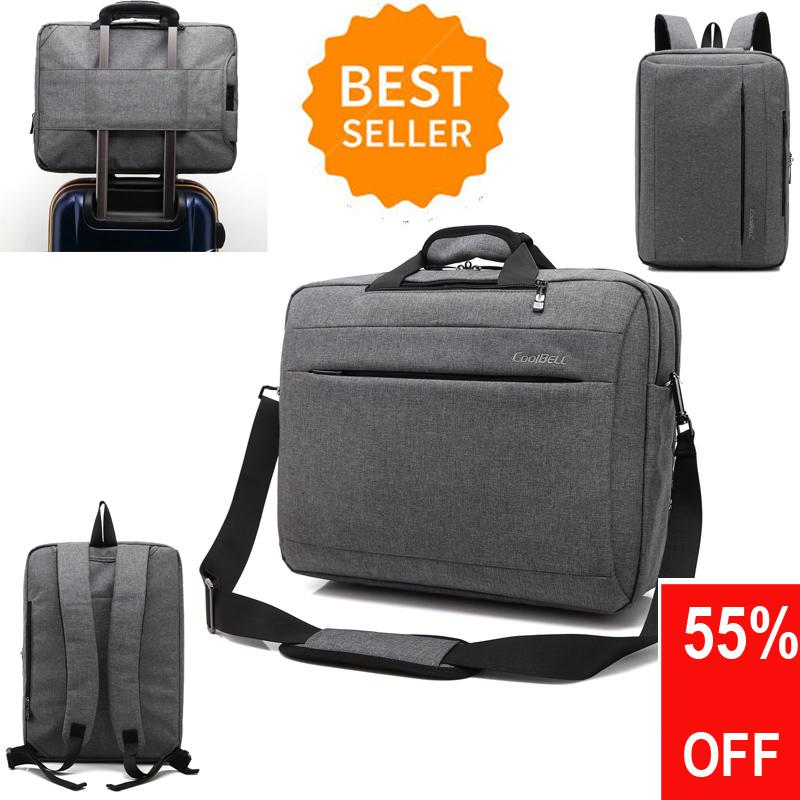 Get Cheap Shockproof Computer Bag Laptop Messenger Handbag For 15 6 17 3 Laptop