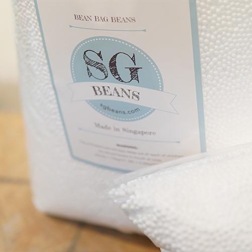 Regular Eps Bean Bag Beans/refill By Sg Beans