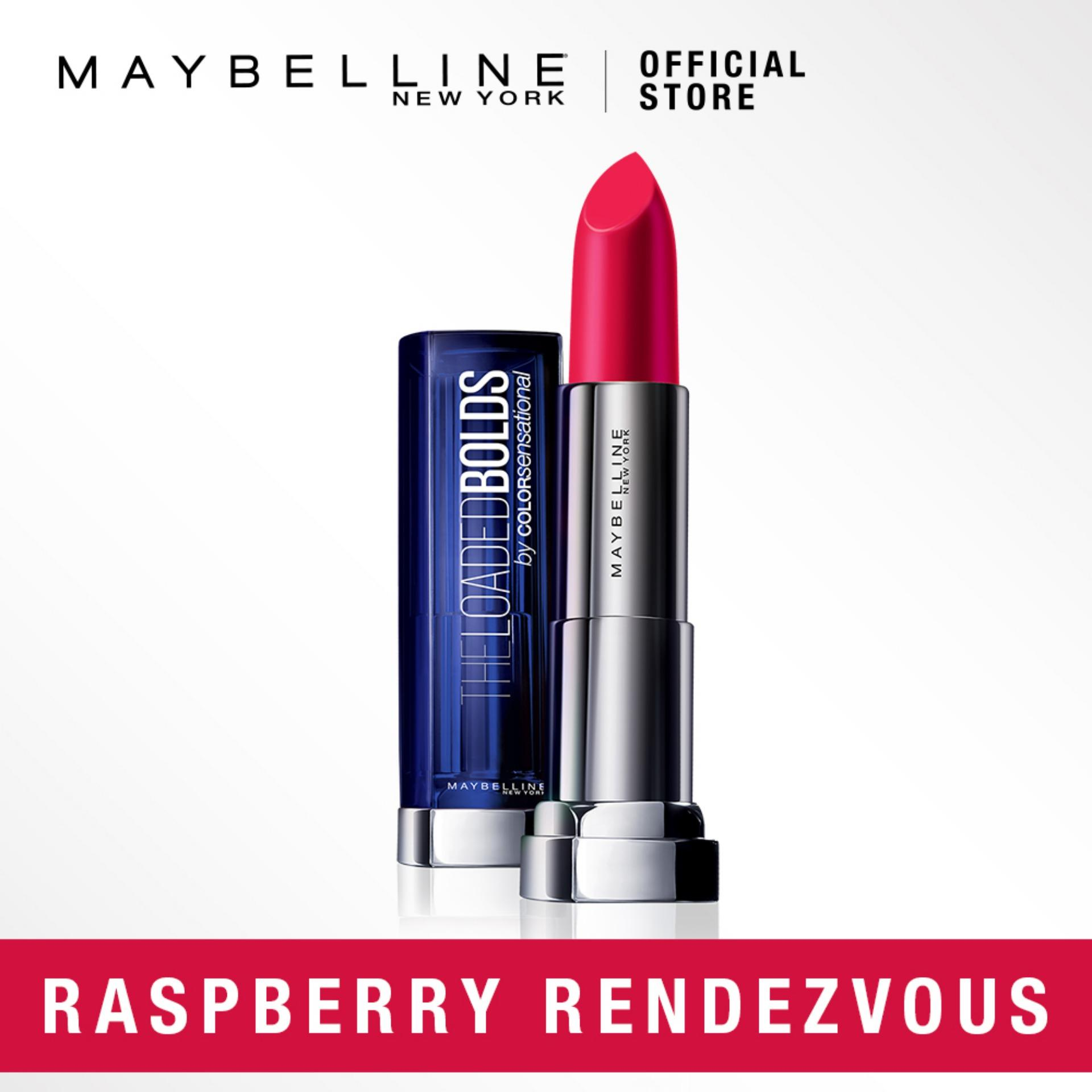 Maybelline Colorsensational Loaded Bold By Maybelline.
