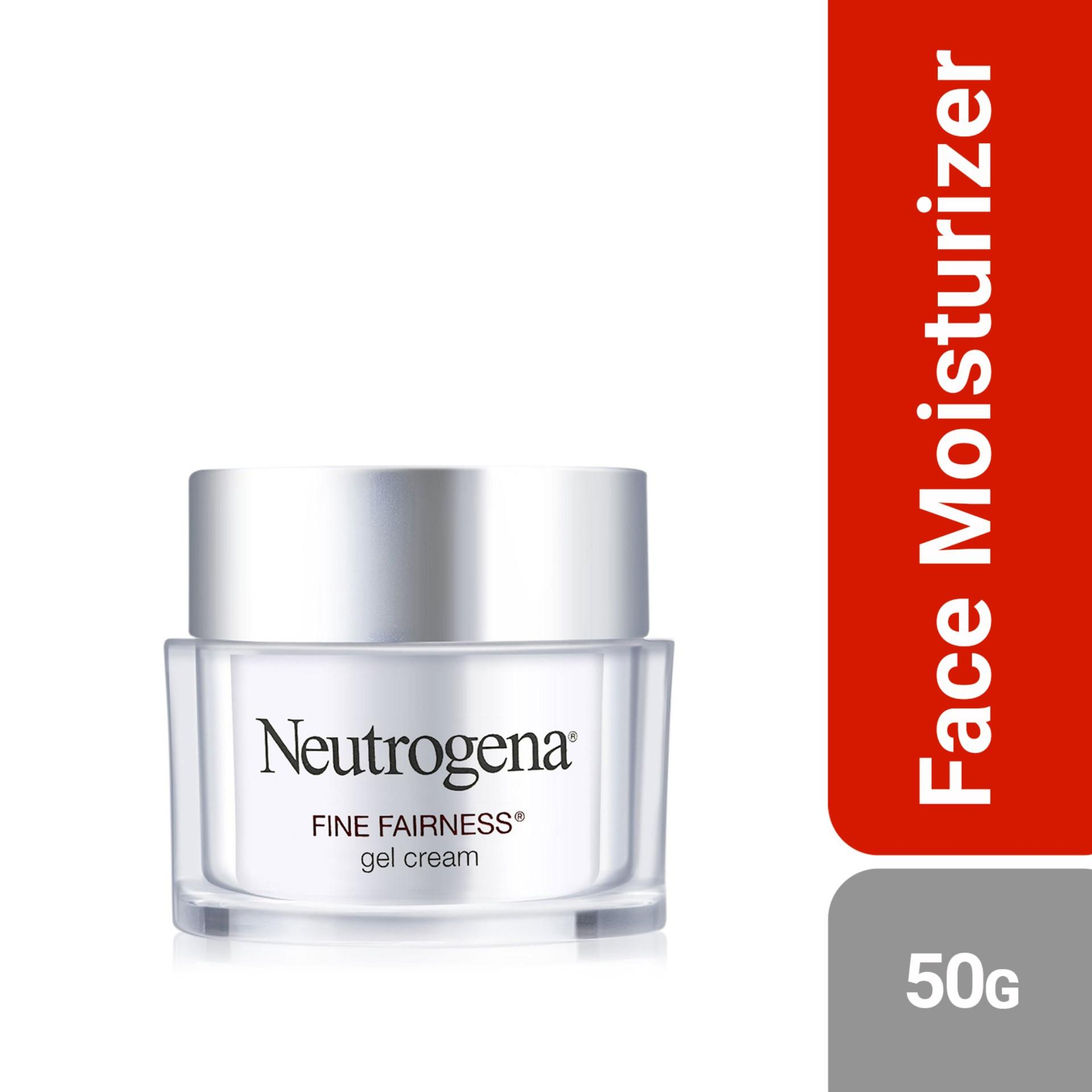 Johnson And Official Store Buy Baby Cream 50g Neutrogena Fine Fairness Gel