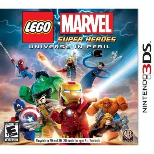 Price 3Ds Marvel Super Heroes Nintendo Singapore