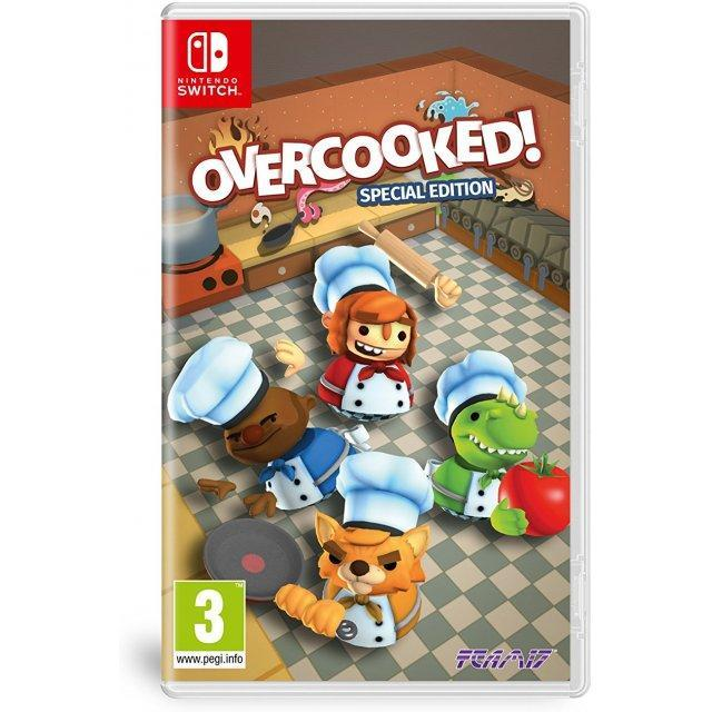 Nintendo Switch Overcooked! Special Edition-US(R1)