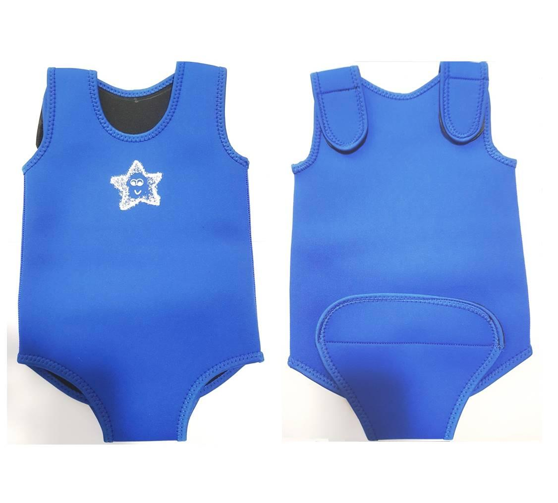 Boys And Girls Thermal Swimwear / Swim Suit Kids/ Children And Baby Swim Wear Swimming Costume [baby Boys] By Jolly Sg.