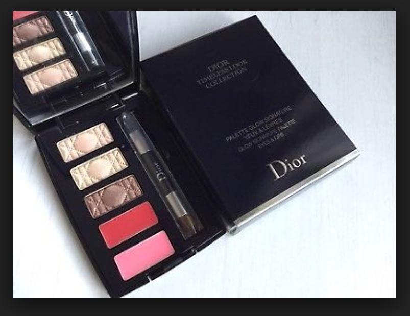 Backstage Eyeshadow Palette - Cool Neutrals by Dior #20
