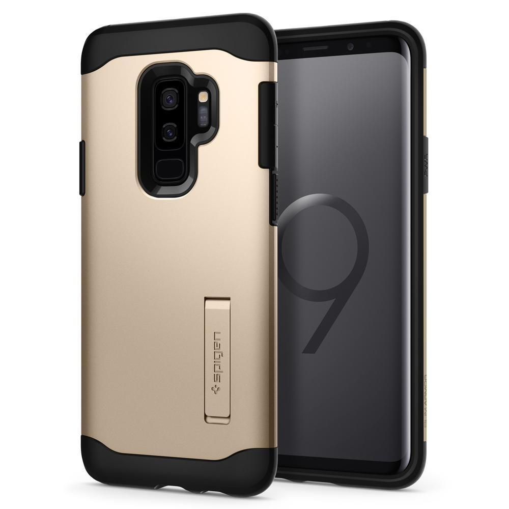 Price Compare Spigen Galaxy S9 Plus Case Slim Armor
